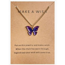 AF 0282 Make a wish-Butterfly
