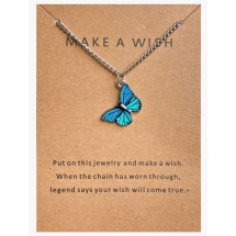 AF 0285 Make a wish-Butterfly