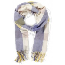 AD 0065 Soft Scarf Checkered