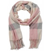 AA 0101 Soft Scarf Checkered