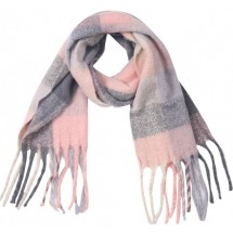 AD 0224 Soft Scarf Checkered