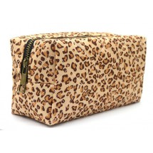 A 0152 Make Up Tasje/Leopard