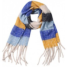 S 0008 Soft Scarf/Checkered