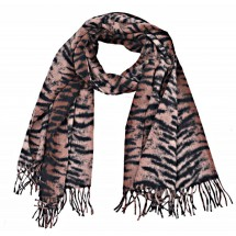 S 0047 Soft Scarf Animal