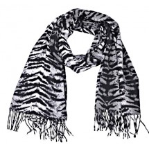 S 0050 Soft Scarf Animal