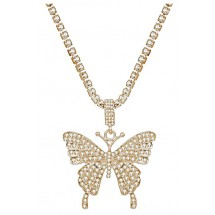 SN 0013A Crystal/Butterfly