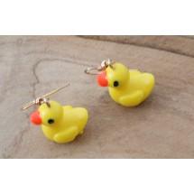 AB 0091 Earrings Ducks